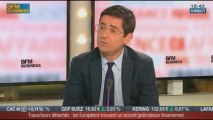Nicolas Dufourcq, directeur général de la Banque publique d'investissement dans Le Grand Journal - 09/12 3/4