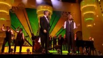 Royal Variety Performance - Robbie Williams, Olly Murs