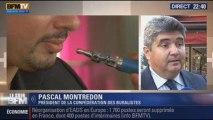 """Le Soir BFM: La e-cigarette est """"une concurrence déloyale pour les buralistes"""" - 09/12 3/5"""