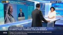 Politique Première: François Hollande invite Nicolas Sarkozy en Afrique du Sud - 09/12