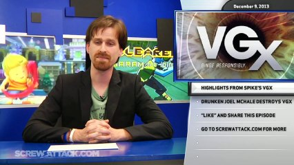 Hard News 12/09/13 - Skullgirls delisted, VGX game announcements, and VGX disaster - Hard News