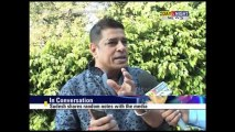 Actor Sudesh Berry talks about his current projects