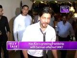 Koffee with Karan - Karan Johar's growing FRIENDSHIP with Salman Khan affecting Shahrukh Khan?