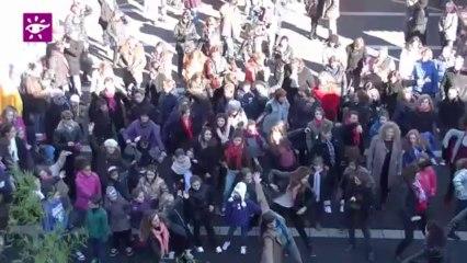 Téléthon 2013 : Flash Mob à Saint-Médard-en-Jalles (33)