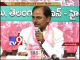 Seemandhra leaders must suspend pointless efforts to oppose A.P division - KCR