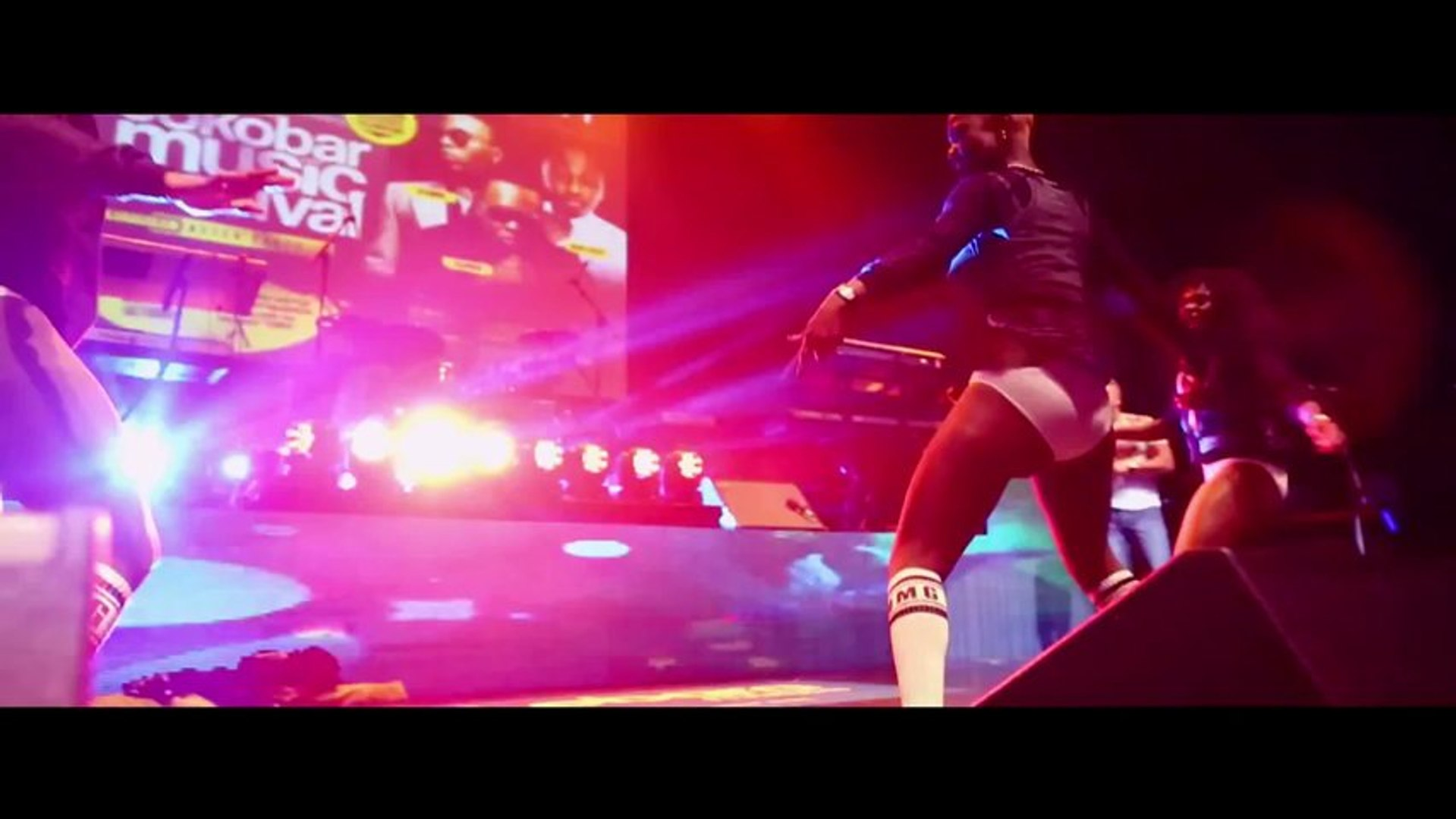 Olamide - Turn Up - Afro Music TV