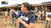 Centrafrique : les scènes de pillage se multiplient à Bangui