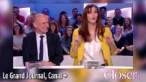 Le Grand Journal : Doria Tillier coache Flora Coquerel