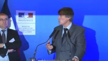Stéphane Le Foll remet les prix de l'Excellence du Concours Général Agricole