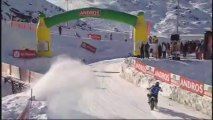 VALTHORENS 2014 - 1e course du PILOT BIKE