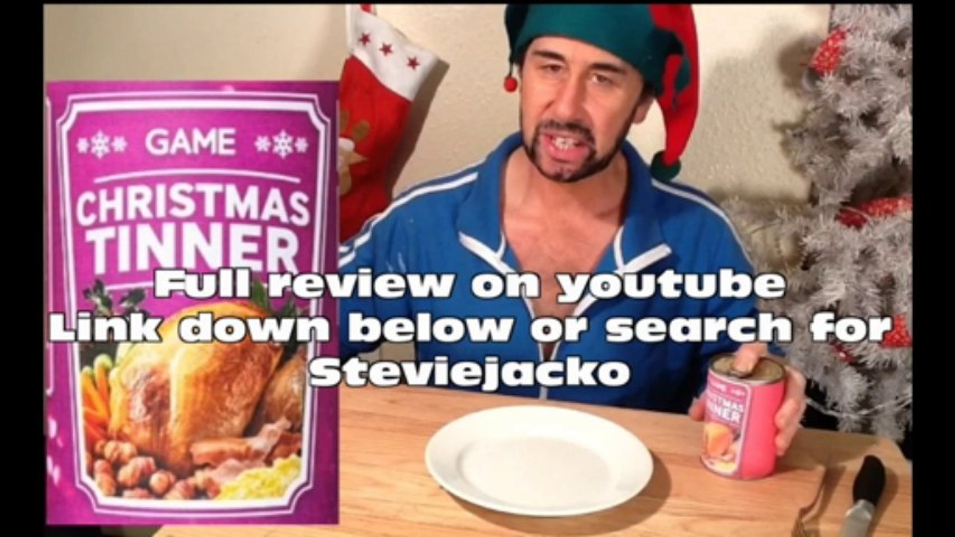 Christmas Tinner.Christmas Tinner Review