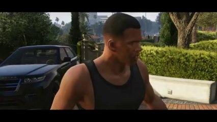 Spot TV de Grand Theft Auto V