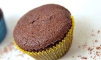 Recette de Muffins tout choco au micro-ondes - 750 Grammes