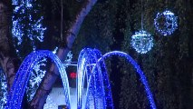 Blanc Noël, éclats de lumière, illuminations de Noël à Limoges