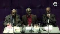 IEA de Nantes - Table ronde animée par Ibrahima THIOUB avec Ousmane SIDIBE et Doulaye KONATE