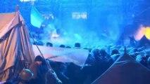 Vitali Klitschko rallies Ukrainian protesters in Kiev