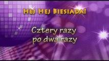 Sylwestrowe Przeboje - Cztery razy po dwa razy - Muzyka Biesiadna - całe utwory - składanka na imprezę