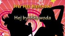 Sylwestrowe Przeboje - Hej bystra woda - Muzyka Biesiadna - całe utwory - składanka na imprezę