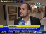 Fenerbahçe 1 Garanti Sailing Teknesi, Türkiye Açık Deniz Yarış Kupası'nı Düzenlenen Törenlenen Aldı.