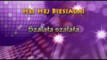 Sylwestrowe Przeboje - Szalała - Muzyka Biesiadna - całe utwory + tekst piosenki