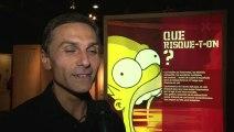 Exposition au Palais de la découverte : La radioactivité de Homer à Oppenheimer