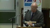 Dicours de Michel Sapin, Ministre du Travail, de l'emploi, de la formation professionnelle et du dialogue social