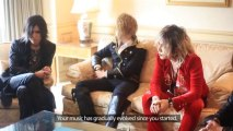 the GazettE Visual Kei 101 – Segment 1 MTV 81