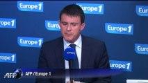 """Valls: Christian Flaesch a commis une """"faute de déontologie"""""""