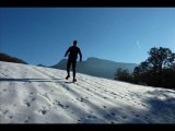 Petit trail sur Vercors centre (26 Drôme)