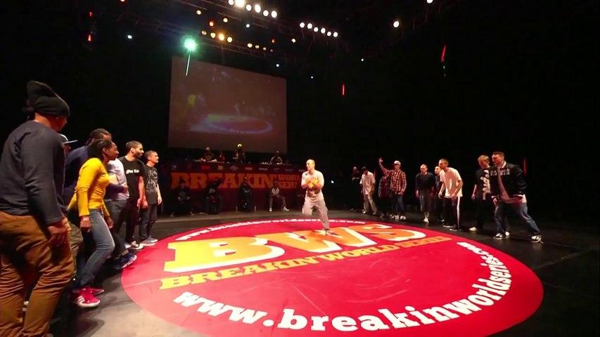 Quarterfinal 4  Top 9 Crew (Russia) vs. BBoyWorld Crew (USA)  Breakin World Series 2013