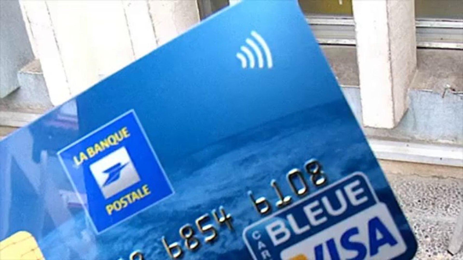 carte sans contact la banque postale La Poste expérimente le paiement sans contact à Nice   Vidéo