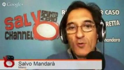 103 Salvo5.0. Breaking news con Paolo Ferraro su caso Cancellieri. 18 1 2013(1)