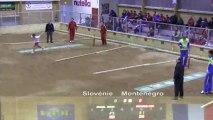 Tir progressif, quarts de finale, Sport Boules, Mondial U18 Martigues 2013