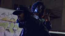 "7 DAYS OF FUNK ft DAM-FUNK & SNOOPZILLA aka SNOOP DOGG "" Hit Da Pavement "" (Official Video 2013)."