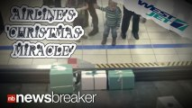 AIRLINE?S ?CHRISTMAS MIRACLE?: WestJet Surprises Passengers with Gifts in Viral Ad
