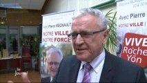 Municipales: Pierre Regnault est candidat (La Roche-sur-Yon)