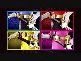"Power Rangers: Samurai- Morphing Sequence in ""Mighty Morphin Power Rangers"" order 02"