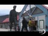 """Monica Kristensen, un'esploratrice per il giallo iper-nordico. """"La leggenda del sesto uomo"""": thriller dalle isole Svalbard"""