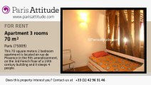 2 Bedroom Apartment for rent - Grands Magasins - La Fayette, Paris - Ref. 957