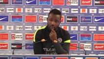 Conférence de presse : Siaka Tiéné avant MHSC vs ASSE (18e journée L1)