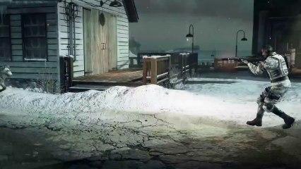 The Wolf: Guard Dog Killstreak Skin de Call of Duty: Ghosts