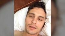 James Franco Claims Someone Slipped Him Drugs