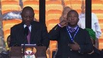 """Signer for Mandela memorial service: """"I was hallucinating"""""""