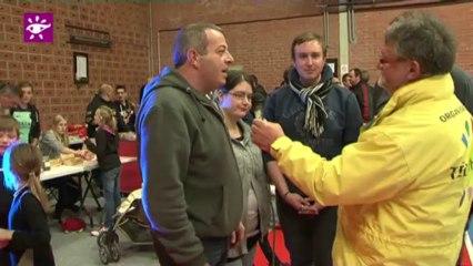 Téléthon 2013 : Soirée basket à Audruicq (62)