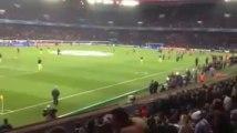 Messi Alves warm up PSG  El increible calentamiento de Messi y Dani Alves