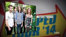 Warped Tour 2014 Lineup: Mayday Parade and Attila Among Newly Announced Bands