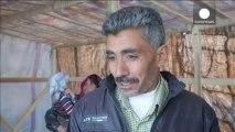Les réfugiés syriens s'apprêtent à vivre leur troisième hiver dans des camps de fortune