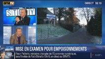 BFM Story: Chambéry: une aide-soignante d'unemaison de retraitea été mise en examen pour empoisonnements - 12/12