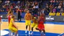BALONCESTO: Euroliga: CSKA Moscu 79-65 Barcelona