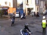 Téléthon motos Châtelaudren 2013 1 ere partie